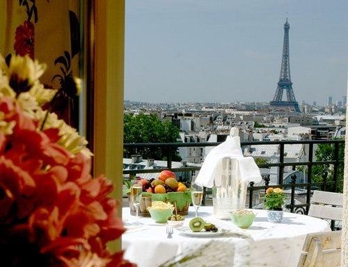 Zavtrak v Parizhe