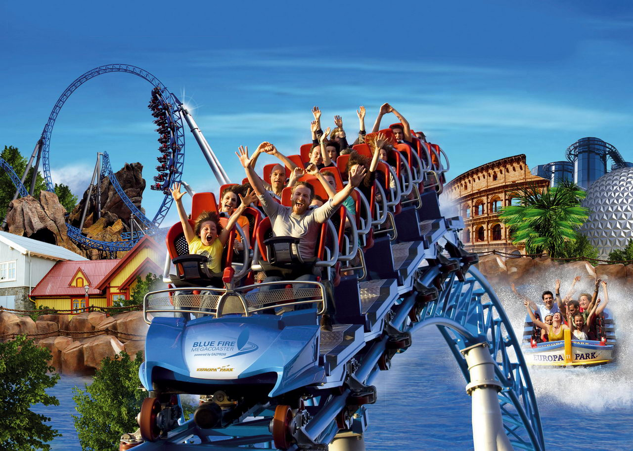 Europa park Rust Germany
