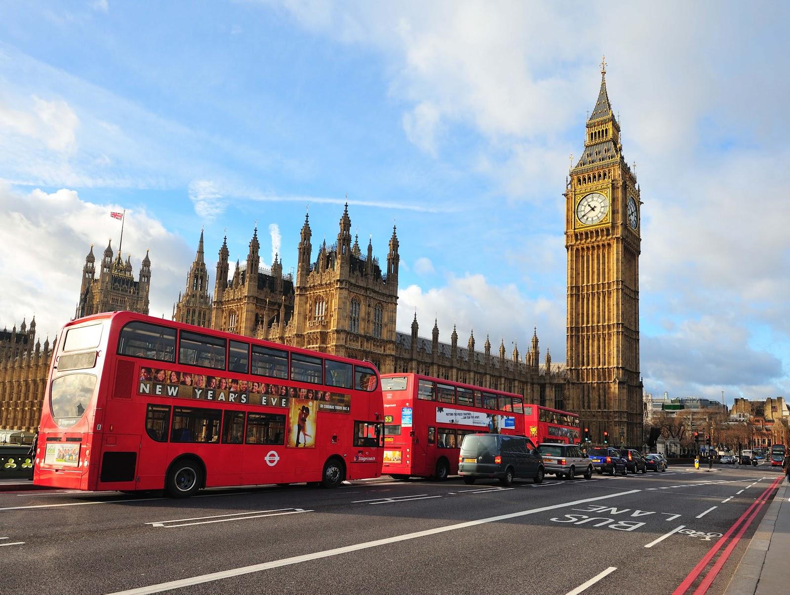 London increase